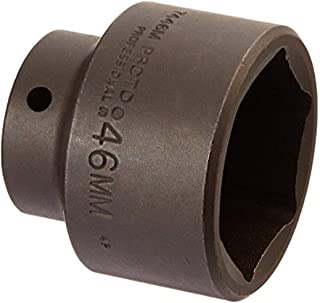 """product image for Stanley Proto J7446M 1/2"""" Drive Impact Socket, 46mm, 6 Point"""
