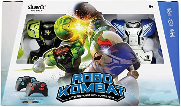 Rocco Giocattoli - Robo Kombat-Double Pack, 88052: Amazon.es ...
