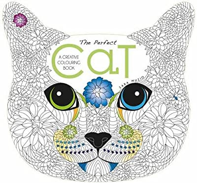 Perfect Cat, the: A Creative Colouring Book