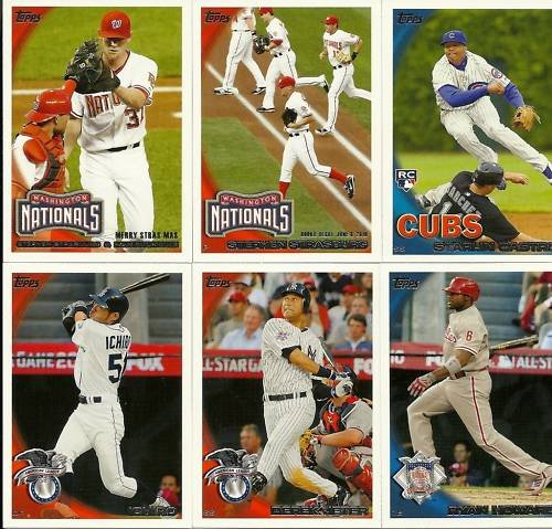 2010-topps-update-series-baseball-complete-hand-collated-set-330-card-set-us1-us330-including-rookie