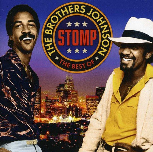 Stomp: The Very Best Of -  The Brothers Johnson
