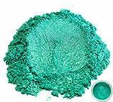 50gr ''Wasabi Green'' Mica Powder Pigments (Resin, Paint, Epoxy, Soaps, Nail Polish, Liquid Wraps)