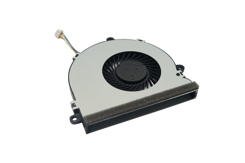 Cooler para HP TPN-C116 TPN -C125 TPN-C126 TPN-C129 TPN-C130 250 G4 255 G4 250 G5 255 G5 250 G6 255 G6 15-BS 15-BW 15-AY