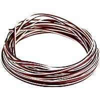 Cable alargador de servo rojo negro y blanco