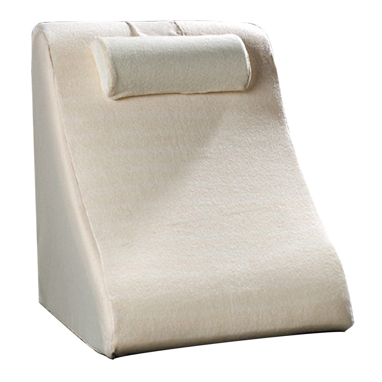 jobri spine reliever bed wedge pillow memory foam head