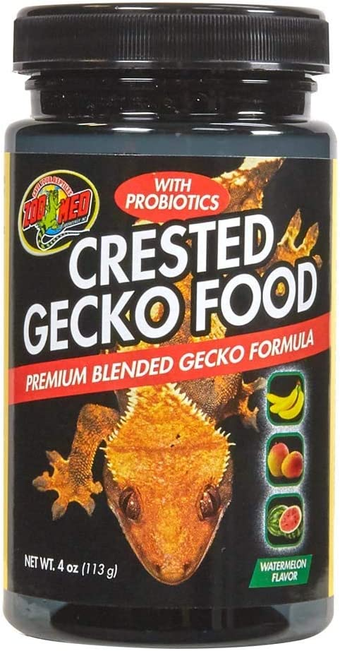 Zoo Med Crested Gecko Food - Watermelon - 4 oz, Model:690528