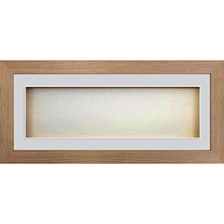 5ea8637ac02 Kwik Picture Framing Ltd Rectangle 3D Cube panoramic box frames for baby  cast