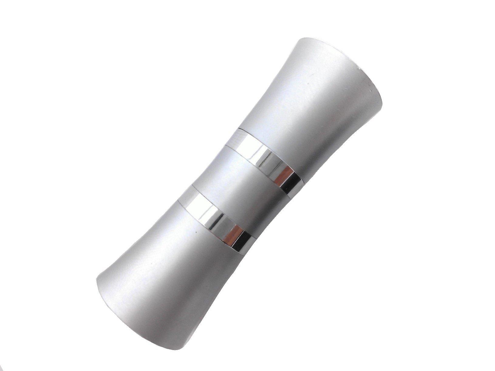 CiGuru CP010 Cigar Multiple Quadra Punch Silver by CiGuru