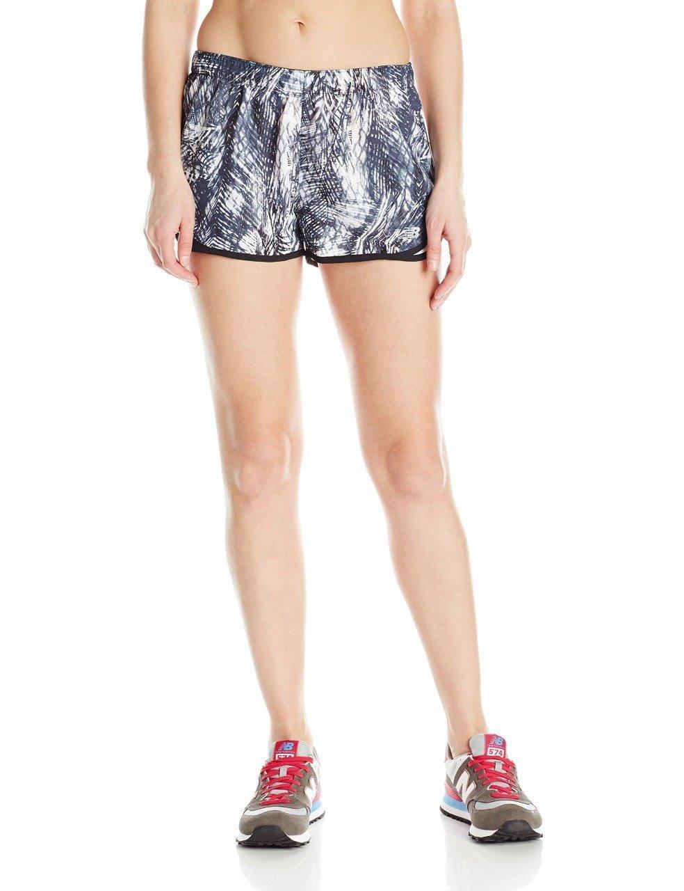 TALLA XS. New Balance acelerar–Pantalones Cortos Deportivos de la Mujer