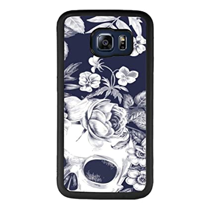 Amazon.com: Carcasa para Samsung Galaxy S6 Edge ...