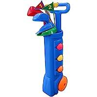 Juego de Golf de plástico para niños con diseño de Golf Gifts and Gallery