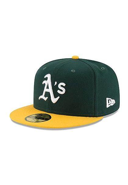 New Era Acperf Oakath Hm 2017 Gorra línea Oakland Athletics ...