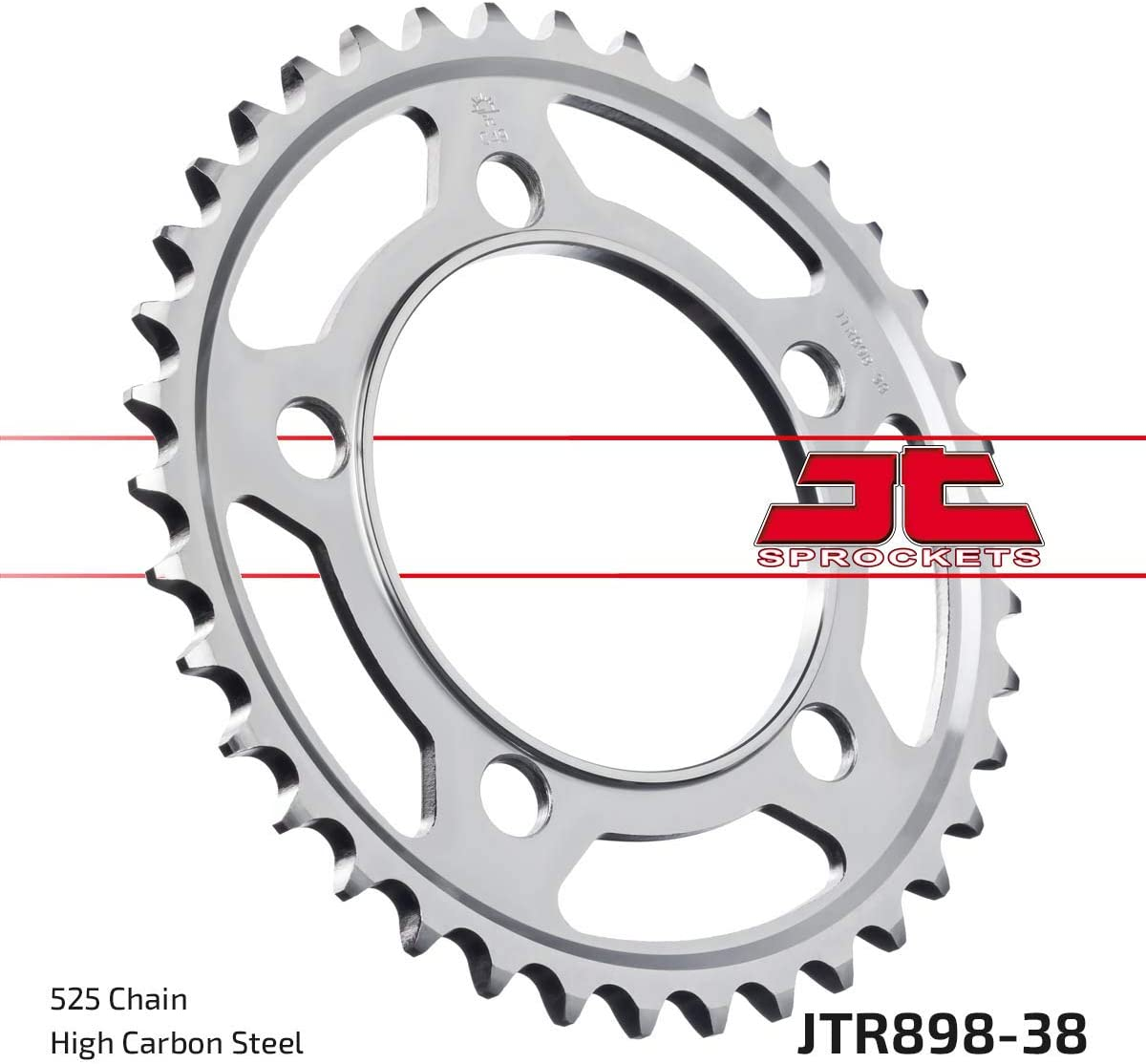 JT Sprockets JTR488.46 46T Steel Rear Sprocket