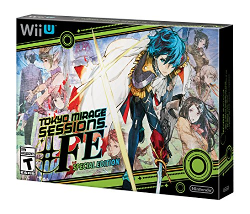 Tokyo Mirage Sessions #FE : Special Edition - Wii U Special Edition