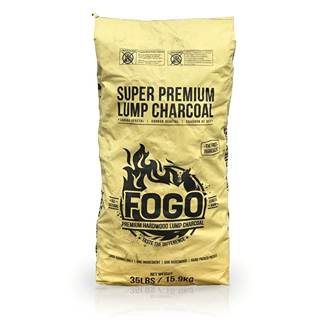Fogo All Natural Lump Charcoal Bag – Best Lump Charcoal