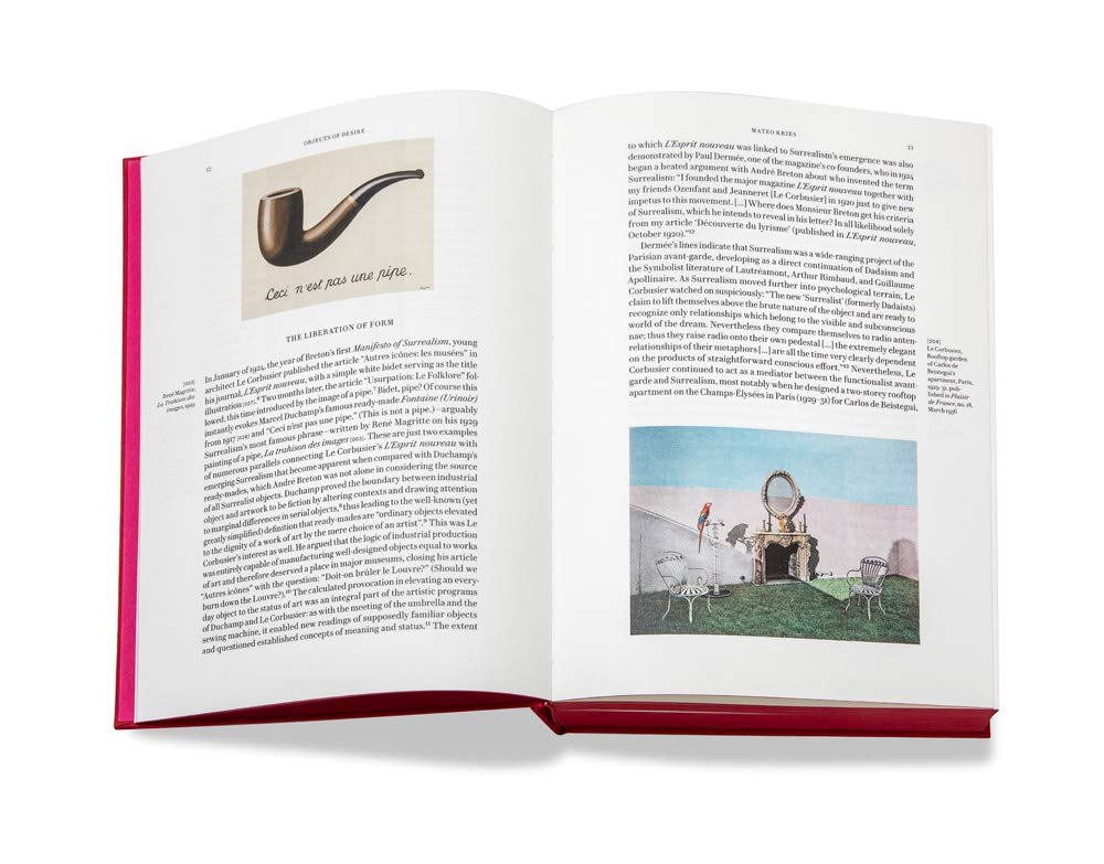 Objects of Desire: Surrealism and Design 1924 – Today: Amazon.es ...