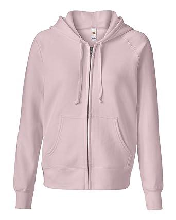 speical offer buy best wholesale sales Hanes EcoSmart Cotton-Rich Full-Zip Hoodie Women's ...