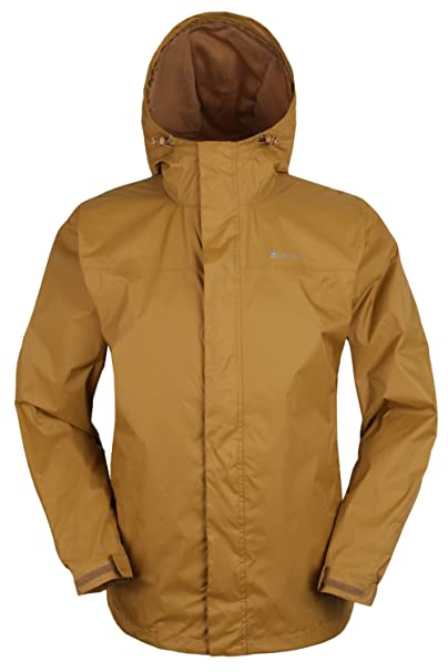 Mountain Warehouse Chaqueta Impermeable Torrent para Hombre ...