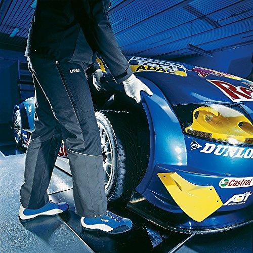 S1 Motoristici Sicurezza Uvex Scarpe Sport Sicurezza Scarpe Blau 9495 Scarpa qZn8xH