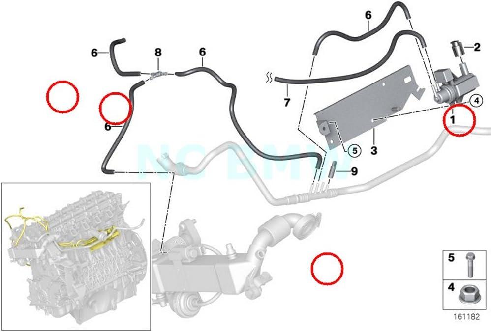 BMW Genuine Pressure Converter