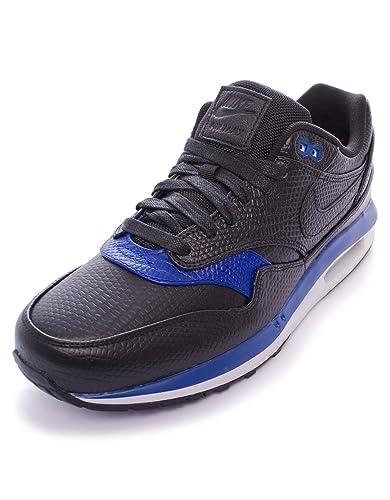 pretty nice 9acf5 69180 Nike Air Max Lunar1 Deluxe mixte adulte, cuir lisse, sneaker low ...