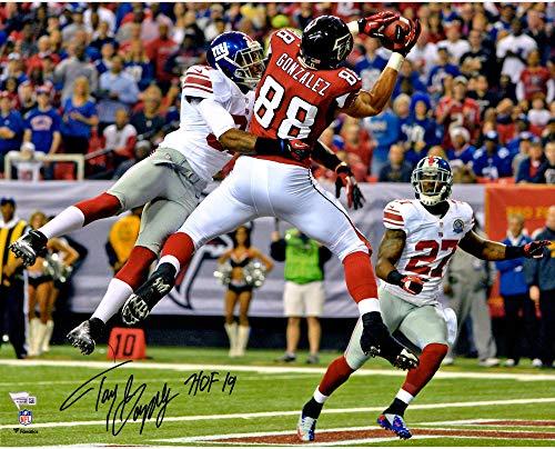 - Tony Gonzalez Atlanta Falcons Autographed 16