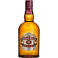 Chivas Regal 12 Year Old Scotch Whisky Bottle, 700ml