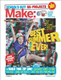 Make: School's Out Summer Fun Guide, MAKE, of, The Editors, 1449332250
