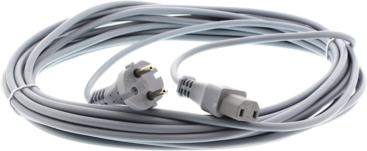Nilfisk 21545900 - Cable de alimentación (10 m): Amazon.es: Hogar