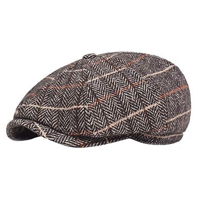 NING Gorras de algodón para hombres y mujeres, gorras para ...
