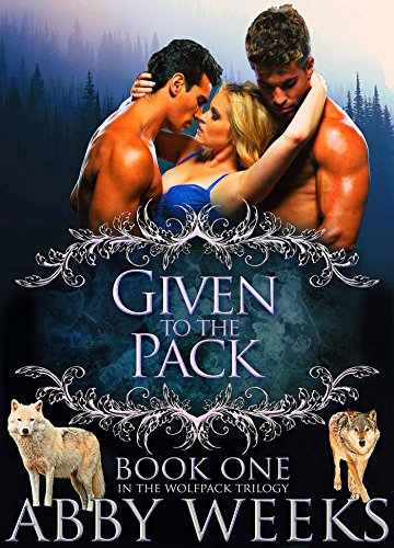 This remarkable first book in the stunning new Wolfpack Trilogy is 67% off today!  Given to the Pack (The Wolfpack Trilogy Book 1) by Abby Weeks  Plus, today's Kindle Daily Deals