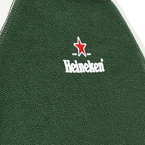 Heineken - Sweat à Capuche - Femme Grün und Weiß - - Small  Amazon.fr   Vêtements et accessoires 84564f61d251