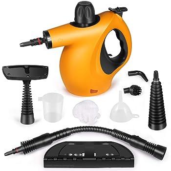 KoolaMo Handheld Pressurized Steam Cleaner