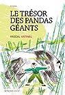 Le trésor des pandas géants par Vatinel