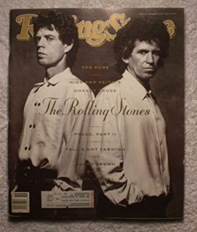 ROCK /'N ROLL COMICS SPECIAL ROLLING STONES ISSUE 1989