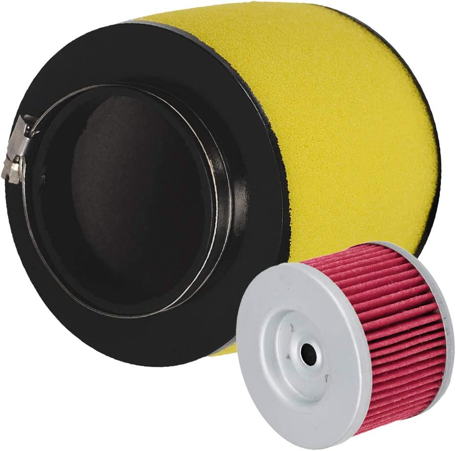 HIFROM Air Filter Element Cleaner for Honda Fourtrax 300 TRX300 TRX300FW 1992-2000 Replace 17254-HC5-900 Pack of 1