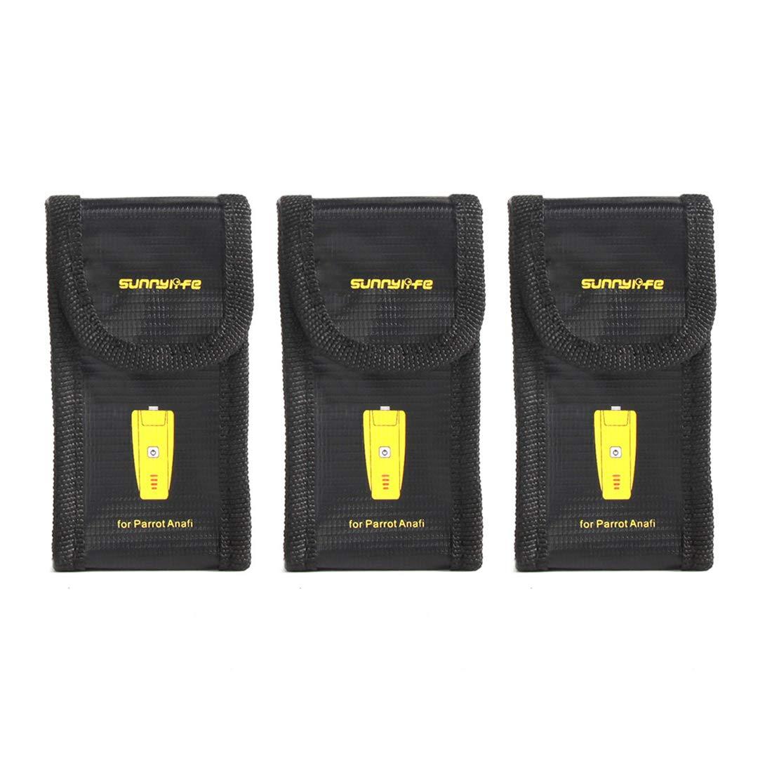 IRCtek Hardshell Handbag Single-shoulder Bag Carrying Case Storage Bag for Parrot Anafi Drone