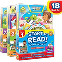 Start to Read! Complete Early Reading Program (18-Book Set)