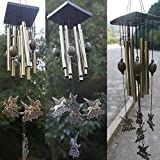 iHappy 8 Tubes Horse Wind Outdoor Chimes, 55-cm Review