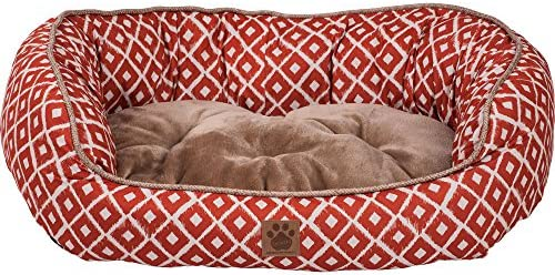 Precision Pet SNZ Ikat Daydreamer Bed