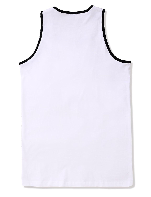 2d0db17edaafe JD Apparel Men s Premium Basic Solid Tank Top Jersey Casual Shirts (Size  Upto 3XL
