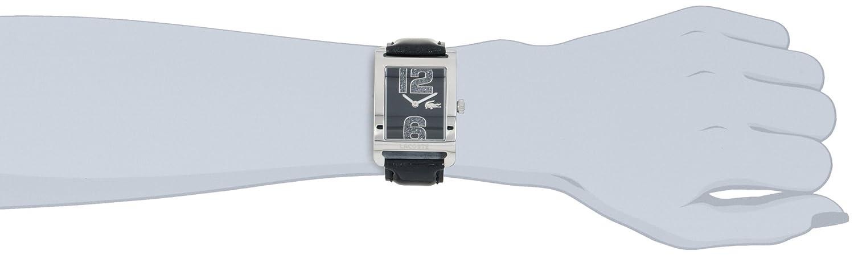 Lacoste 2000677 Andorra - Reloj de mujer, color negro: Amazon.es: Relojes
