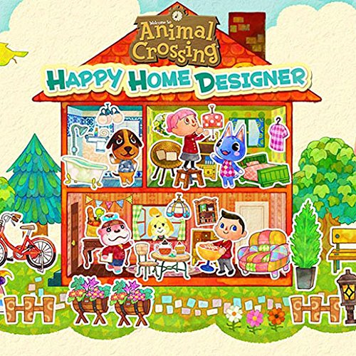 Animal Crossing:  Happy Home Designer - 3DS [Digital Code] by Nintendo