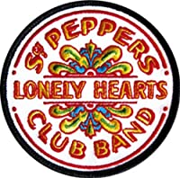Application Beatles SGT Pepper Patch