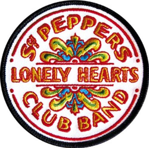 - Application Beatles SGT Pepper Patch