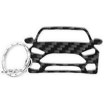 ACF Ford Focus MK3 RS Carbon llavero en calidad premium – Tuning accesorios para llaves Carcasa