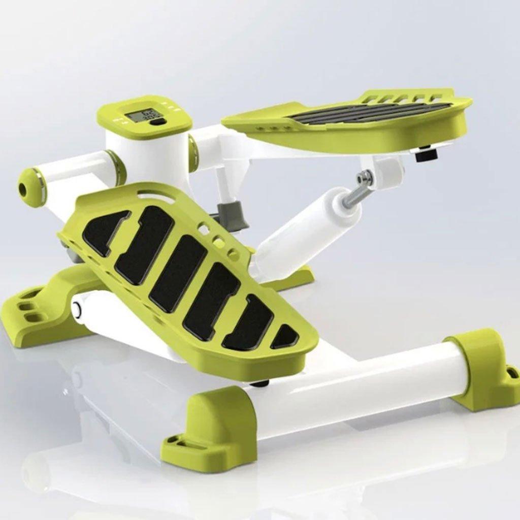 LY-01 Stepper Hydraulische stumme Fitnessausrüstung des Multifunktionshandsteppers schwingen auf und für ab, es kann für und Familie, Turnhalle und Arbeitsplatz benutzt Werden. 4ed055