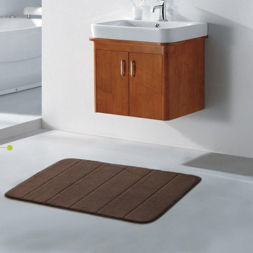 YYY WLQ Matte - Badezimmermatte - - - Badezimmermatte - Türmatte - Schlafzimmer Nachtteppich B07FMJPJ8Q Duschmatten 136794