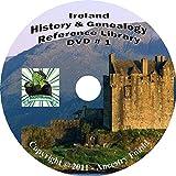 326 old books IRELAND History & Genealogy, Ancestry on DVD