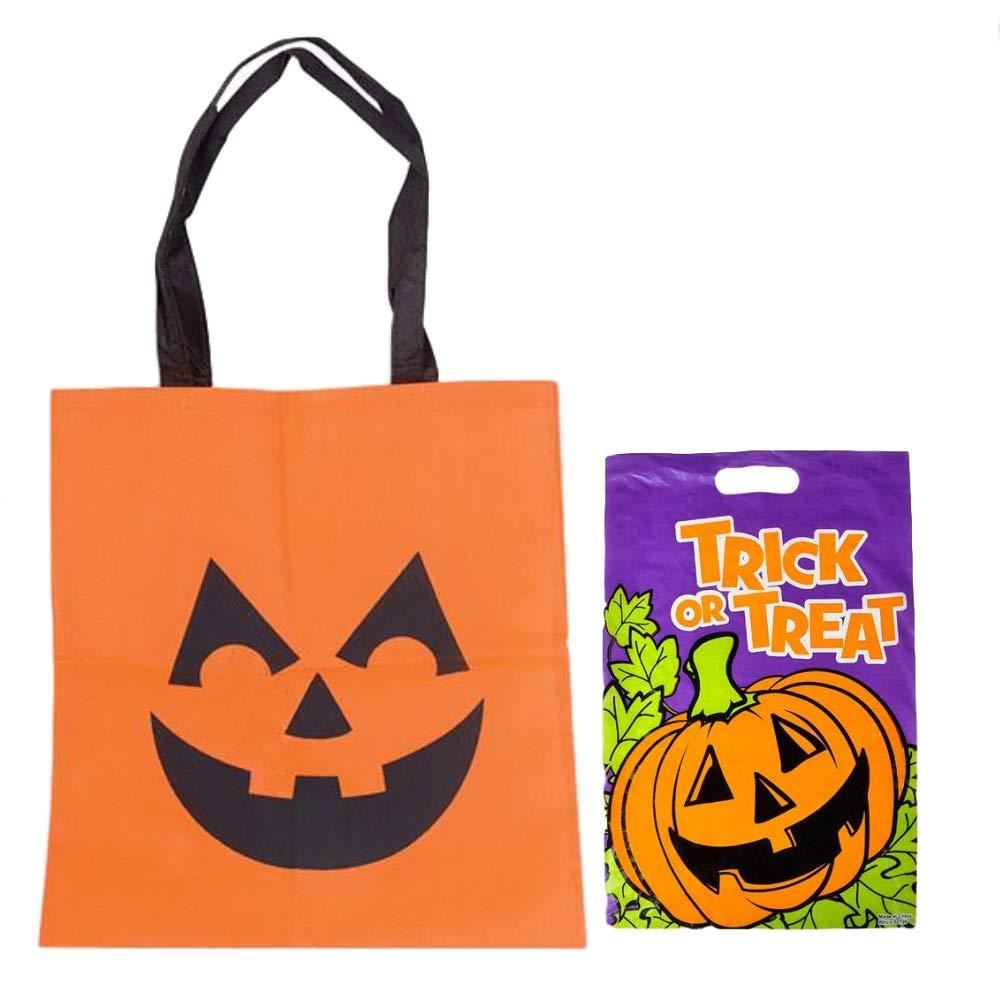 Amazon.com: Bolsa de tela para linterna de Halloween, Jack O ...